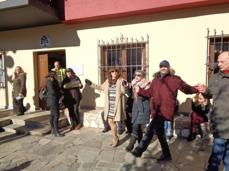 Με λαμπρότητα εορτάστηκαν τα Θεοφάνεια στο Ξηρολιβάδου το περασμένο Σάββατο